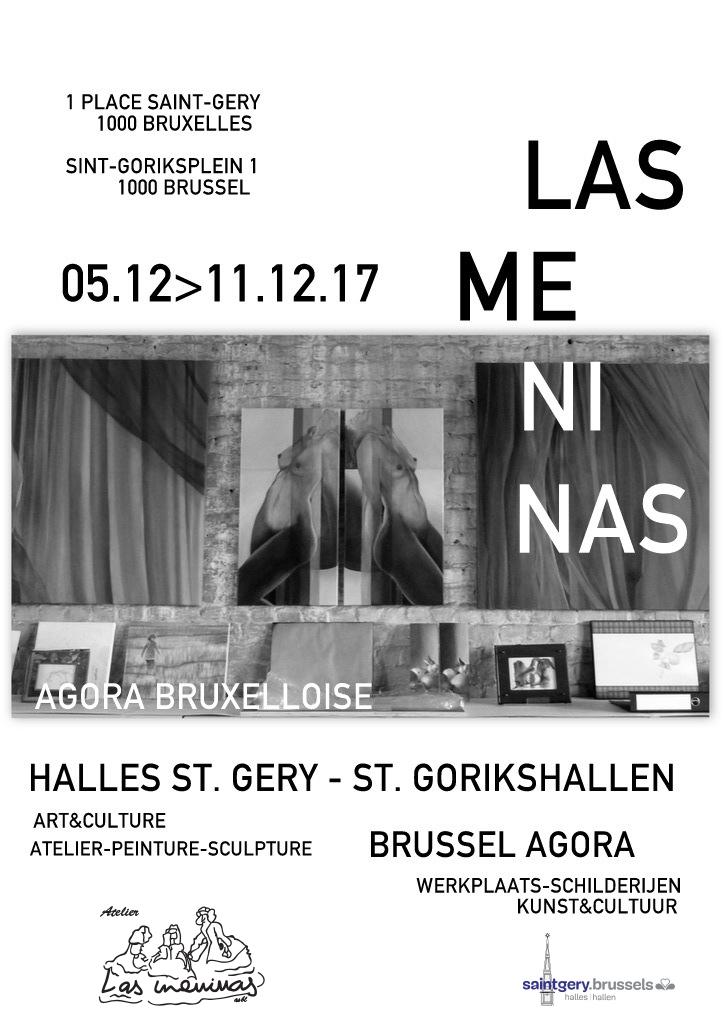 Exposition Halles Saint-Gery