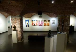 Exposition Halles Saint-Gery (12/2017)