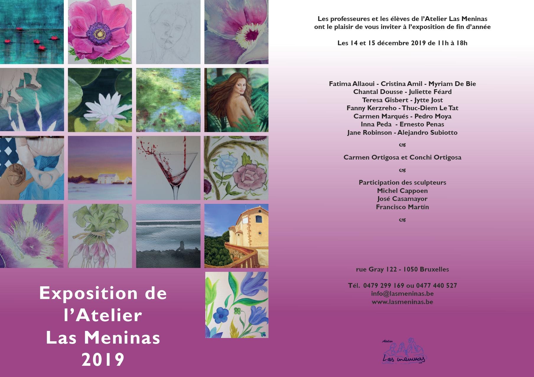 Expo Atelier Las Meninas